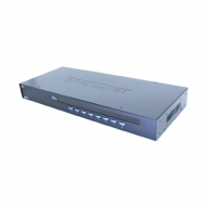 Chaveador Kvm 08p Usb (s/ Cabos)