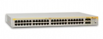 SWITCH 48P 10/100/1000 +4P SFP COMBO L2 C/GER