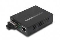 Conversor Fo/sm/sc Rj45 10/100/1000 Base-t P/ 1000base-lx 10