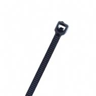 ABRACADEIRA NYLON 280 X 3,6MM PRETA (PAC. C/ 100 PECAS)