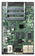 ROTEADOR MIKROTIK ROUTER BOARD - RB433AH