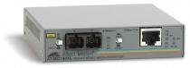Conversor FO/MM/SC p/ UTP/RJ45 100Mbps
