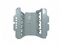 ADAPTADOR P/ CAIXA PISO ELEV SQR P/8 BLOCOS (2 SUPX4P) (ABS)