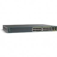 Switch 24p 10/100 +2p 10/100/1000 +2sfp 10/10/1000 C/ger