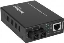 CONVERSOR FO/SM/SC P/ UTP/RJ45 10/100 MBPS