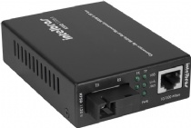 CONVERSOR FO/SM/SC P/ UTP/RJ45 10/100 MBPS WDM KFSD 1120B