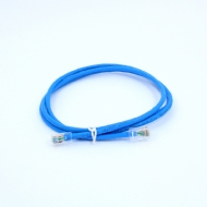 Patch Cord Cat.6 - 1.5m Azul Claro Sohoplus