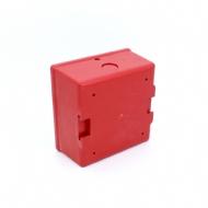 Caixa Vermelha Para Uso Interno/externo