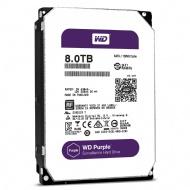 Hard Disk Sata  8tb 7200 Rpm - 64mb (wd80purx)