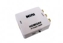 CONVERSOR ADAPTADOR HDMI PARA RCA