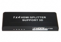 SPLITTER HDMI 1 ENTRADA 4 SAIDAS FULL HD 1080P