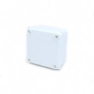 CAIXA SOBREPOR C/ TAMPA P/ CFTV 50 X 100 X 100MM BRBO1