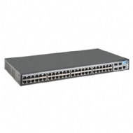 SWITCH 48P 10/100/1000 +4P SFP   C/GER (V1920-48G)