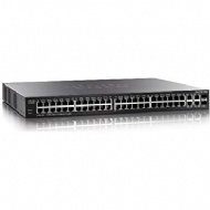 SWITCH 52POE 10/100/1000 GIGABIT +2 COMBO GIGA SFP L3 SG-300