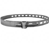 Abracadeira Bap 2 (p/ Diam. De Poste Ate 240mm) C/ Parafuso