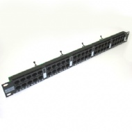 Voice Panel 50p Rj45 2pares Idc 19pol X 1u