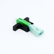 Conector Fast Sc/apc Verde (q4)