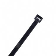 ABRACADEIRA NYLON INSULOK 4.6 - 390 X 7,6MM PRETA -150 GRAUS