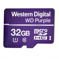 Cartao Micro Sd 32gb Class 10 Wd Purple