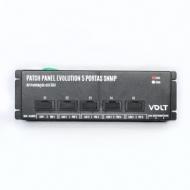 PATCH PANEL 05P 10/100 SNMP EVOLUTION (12V A 56V)