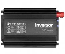 INVERSOR 12V/127V 500W USB MODIF PW