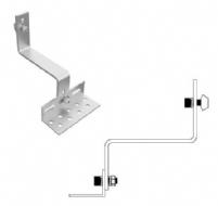 KIT CERAMICO (TC001) - 4 PAINEIS TELHAS CERAMICAS-CONCRETO / H2 4200