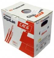 Cabo Utp 04p Cat.6 Cm Cinza Gigalan (caixa C/ 305 M)