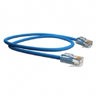 Patch Cord Cat.5e - 2.5m Azul Claro Sohoplus