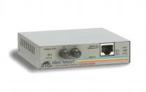 CONVERSOR FO/MM/ST P/ UTP/RJ45 10/100MBPS