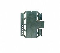ADAPTADOR MET P/ CAIXA PISO ELEV STD 4 RJ KEYST + 4 TOMADAS
