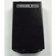 Terminador Optico 04 Fo (cx De Emenda Metalica) - Preto
