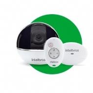 Camera De SeguranÇa C/ Alarme Integrado Ic7s