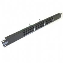 VOICE PANEL 30P RJ45 2PARES IDC 19POL X 1U